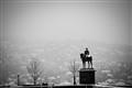Winter in Budapest