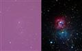Trifid Nebula M20 = 5 x 12 min