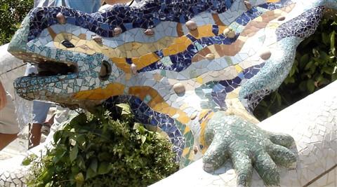 Barcelona Park Guell 095