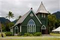 Wai'oli Hu'iia Church Kauai