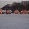 Summerhouses in the winter sun :-)