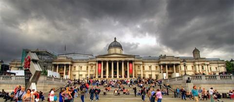 National-Gallery-London-at-Trafalgar-Square-b