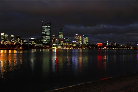 Perth by night 2012 (2)