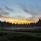 Sunrise at Low Divide