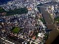 Shot from British Airways Arriving to Heathrow