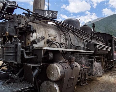 Engine 478 #4