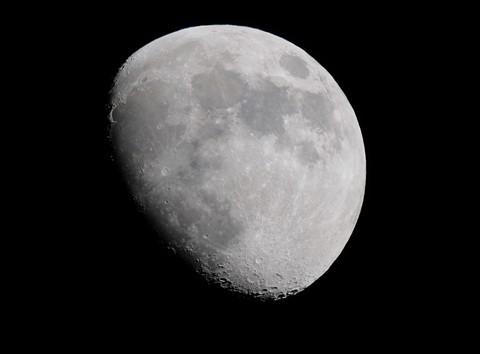 Moon 4th January 2012