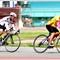 2 cyclist