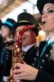 a wedding sax