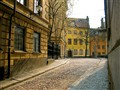Late Afternoon in Gamla Stan