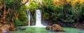 Banias Falls in winter