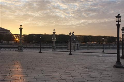 Place du Concorde. Paris