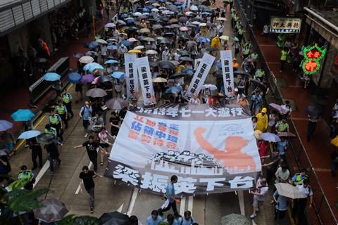 20130701 : Hong Kong