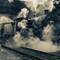 Steam locomotive 53809: