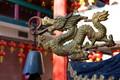 Dragon emblem - Chan Shan Temple, Toronto
