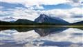 Mt. Rundle, Canada