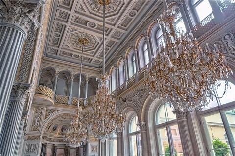 Pavilion Hall, Hermitage Museum, St. Petersburg