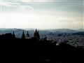 Barcelona, view from Montjuïc fort