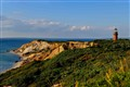 Aquinnah Cliffs and Gay Head Light