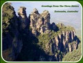The Three Sisters, Katoomba, Australia
