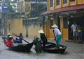 Flooding in Hoi Han, Vietnam