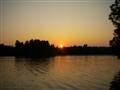 Sunset on Opinicon lake