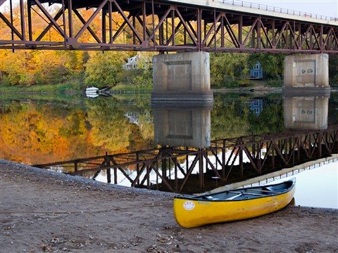 Still Water on the Saint Croix River