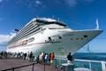 Cruise ship in Key West, FL