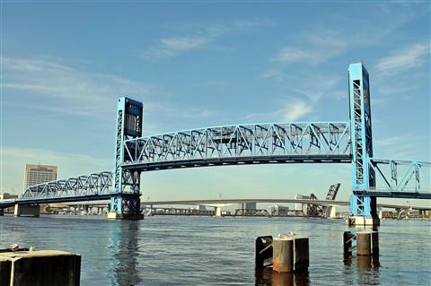 Main Street Bridge Jacksonville Fl A3busboy
