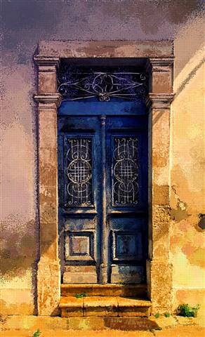 Door_Pixel Poetry Digital Retouching