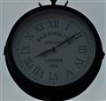 Paddington Clock 1854