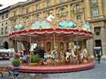 Giostra in Piazza della Republica, Firenze