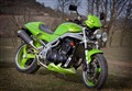 Streetfighter - Triumph Speed Triple