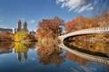 November in Central Park