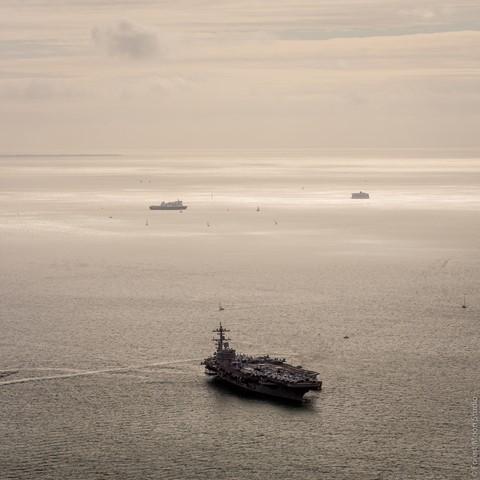 USS George H. W. Bush