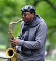 Sax in New York ( Central Park)