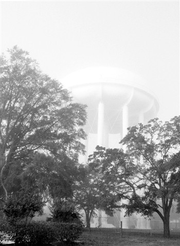 water tower 1 - small contrast