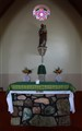 Inside St Joseph's Church, Burra