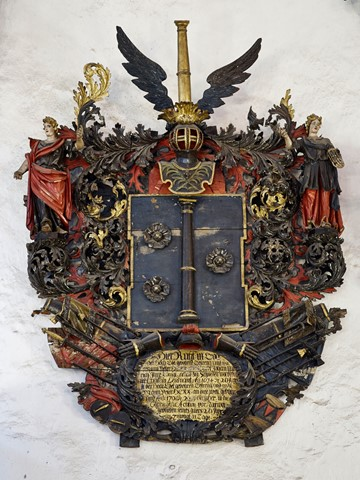 Coat of Arms, 1674