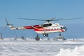 Mi-8 at Kamchatka