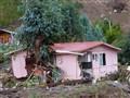 Juan Fernandez Island after tsunami, 27/02/2010