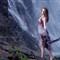 Fairy of the Valaisian Waterfalls