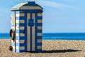 Camera Obscura on a Norfolk beach