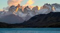 Cuernos del Paine and Pehoe Lake