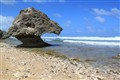 Mushroom_stone_in_Barbados