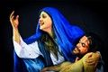 Jesus and Mary