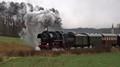 Historic Christmas Train
