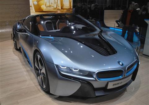 BMWi8Comcept