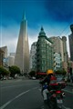 Transamerica and Sentinel Buildings