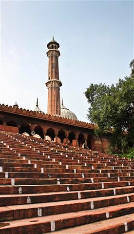 New Delhi Mosque2